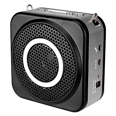 Kannettava EchoVoice 6 puheäänen vahvistin