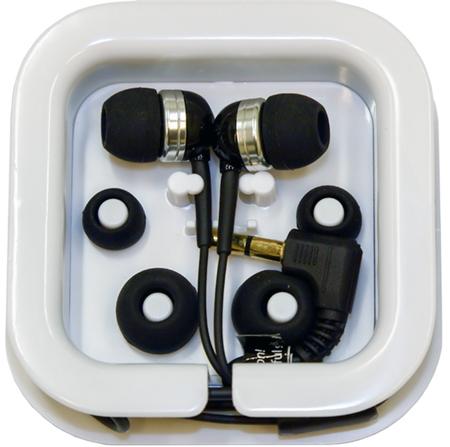Comfort Audio nappikuulokkeet