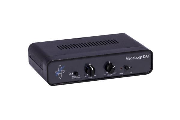 Echo Megaloop DAC induktiovahvistin edestä
