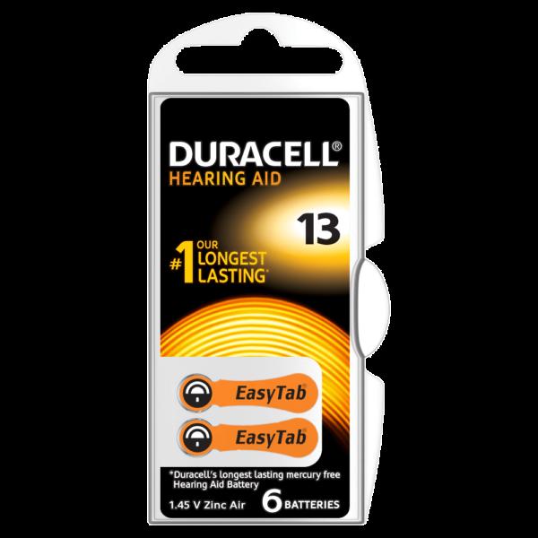 Duracell 13 kuulokojeparisto