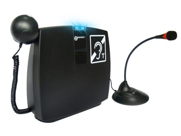 Loophear 101 palvelutiskisilmukka kuulokkeella