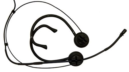 Comfort Audio madonnamikrofoni musta