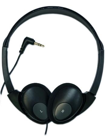 Comfort Audio kuulokkeet taittuvilla kuulokkeilla