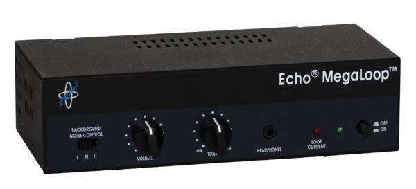 Echo Megaloop induktiovahvistin edestä