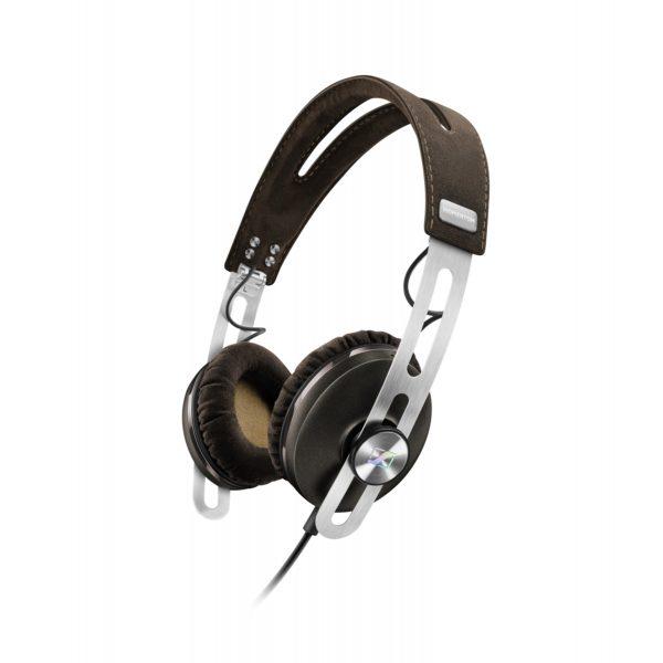 Sennheiser Momentum2 On-Ear i ruskeat kuulokkeet