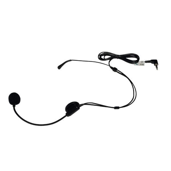 EchoVoice 6 puheäänen vahvistimen mikrofoni