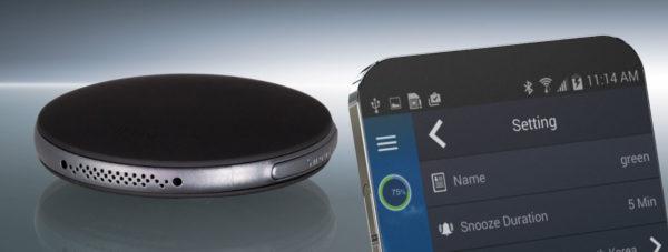 Smart Shaker 2 langaton Bluetooth täristin jota ohjataan puhelimella